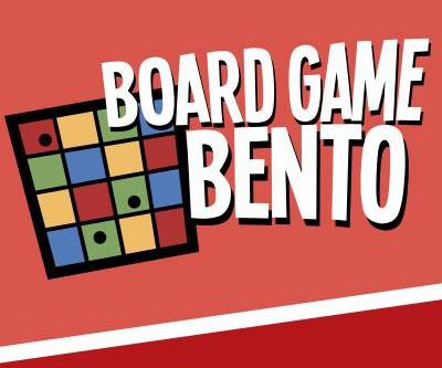 Around the Web (Episode 4): Board Game Bento
