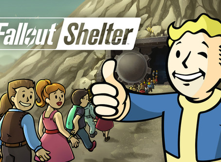 Review: Fallout Shelter (iOS and Android)