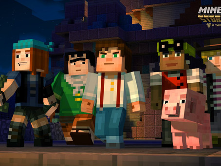 Review: Minecraft Story Mode (Android)
