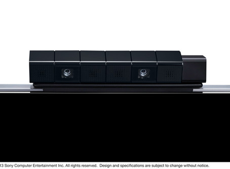 Check out the potential of the PlayStation 4's Eye camera