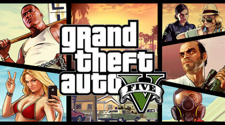 Grand Theft Auto V is kind of a big deal