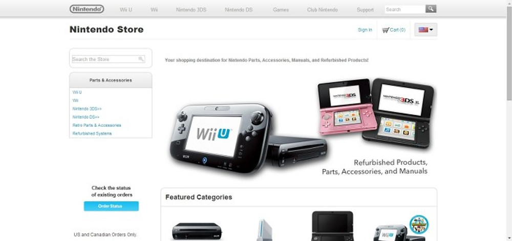 "On the left-hand side, click on ""Online Store""."
