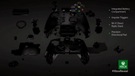 Xbox One controller, Sac City Gamer