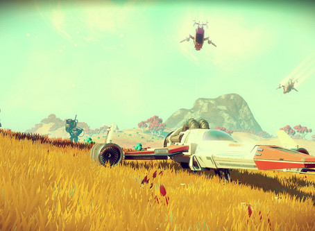 Hello Games confirms June 21 release date for No Man's Sky (Update)