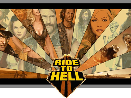 Review: Ride to Hell: Retribution