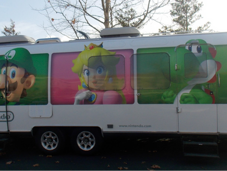Nintendo Airstream Tour stops in Sacramento, shows off holiday games