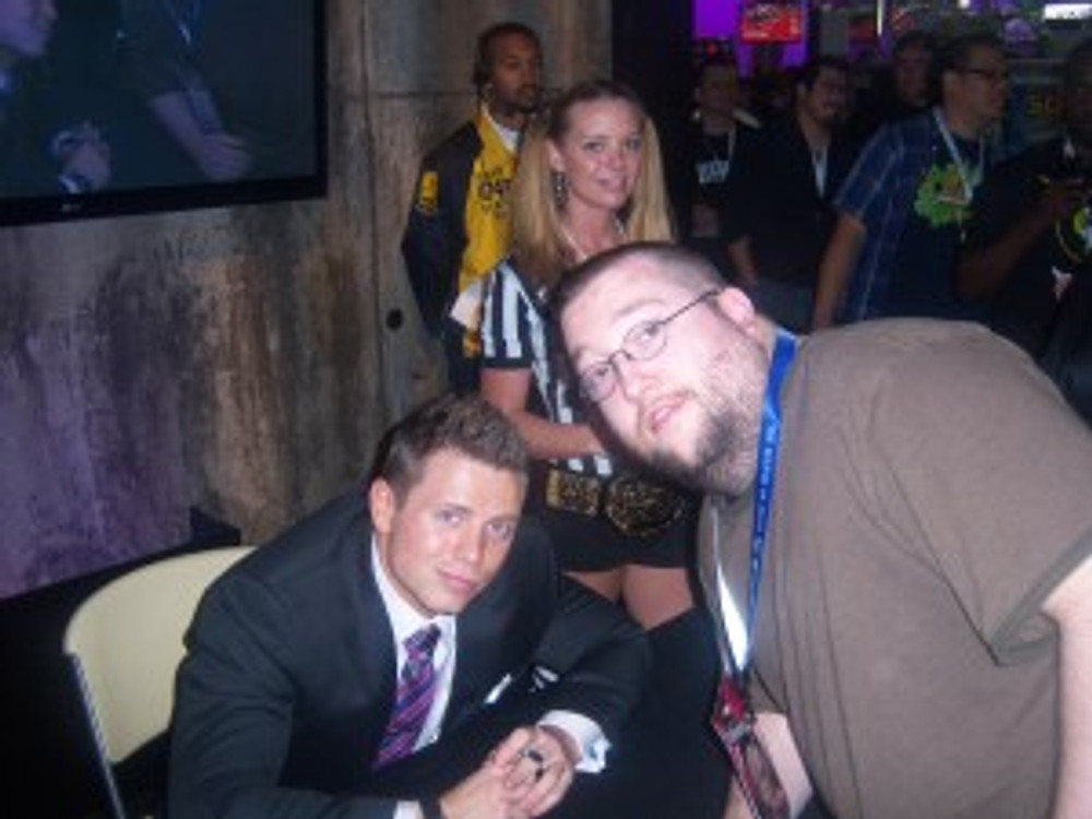 The Miz, Daniel J. Wilson, Sac City Gamer
