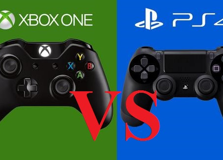 Xbox One vs. PS4 controller support: 8-4