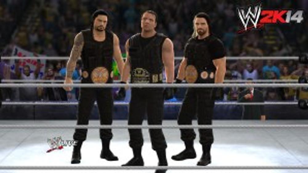 The Shield, WWE 2K14, Sac City Gamer