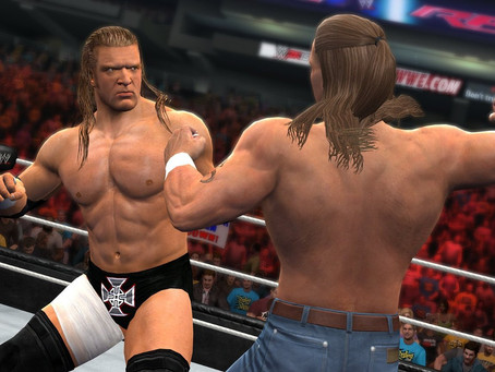 Review: WWE 2K15 (PS3/Xbox 360)