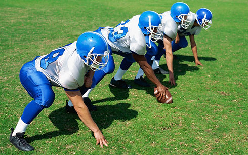 Football Line Up