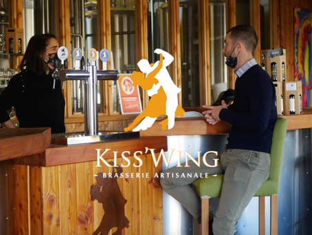 Brasserie Kiss'Wing - Nos fournisseurs de bières