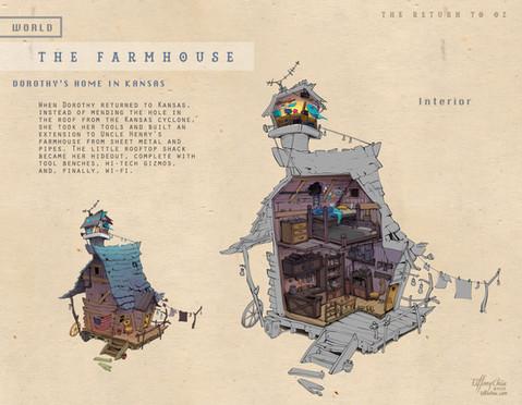 Farmhouse - Interior