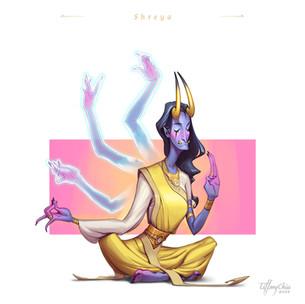 Shreya - India