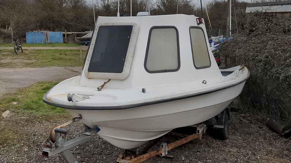Fishing/Powerboat