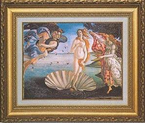 ボッティチェリ 『ヴィーナス誕生』