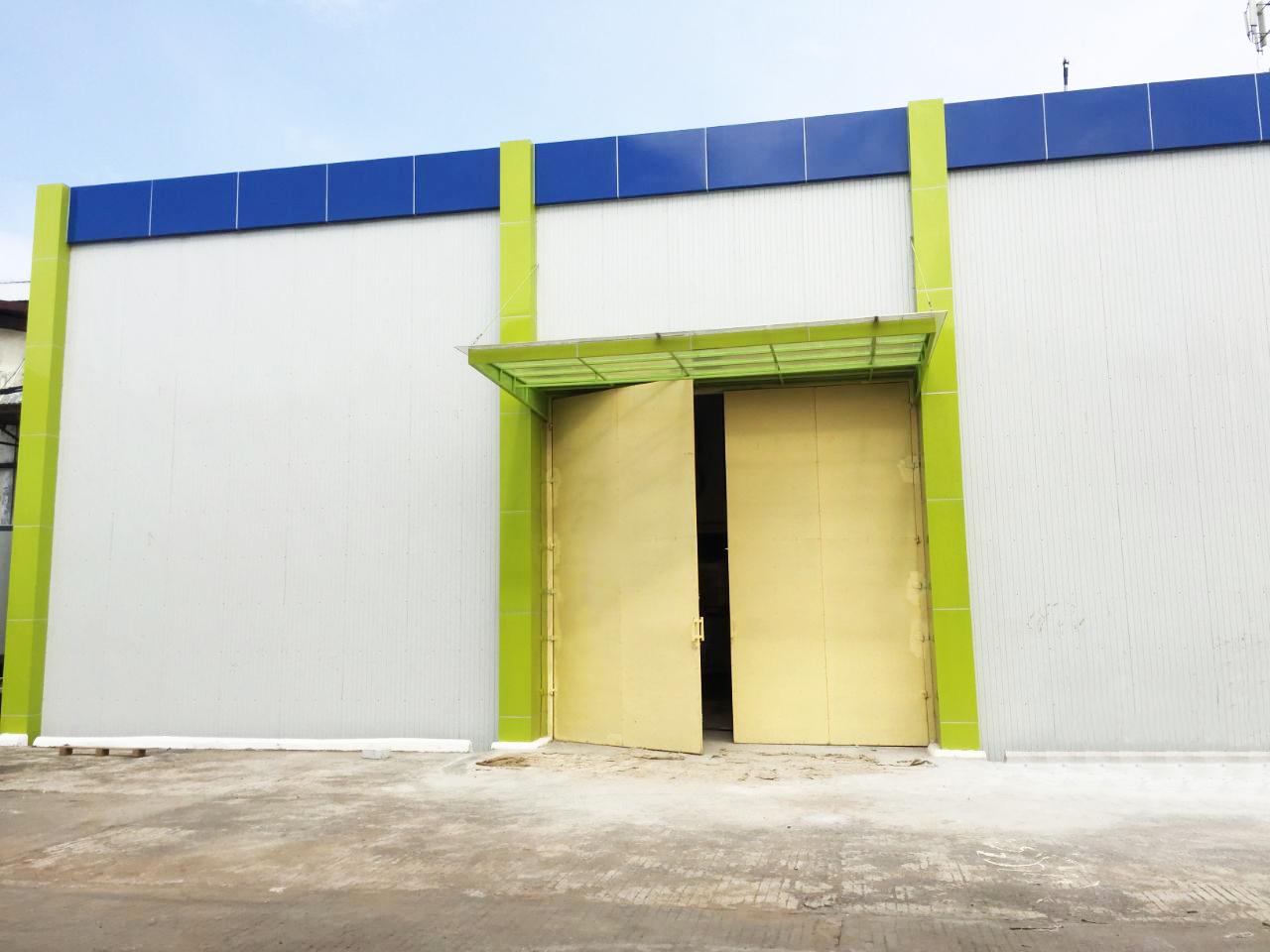 Pabrik PT. Pillars Cosmetiklon Indo