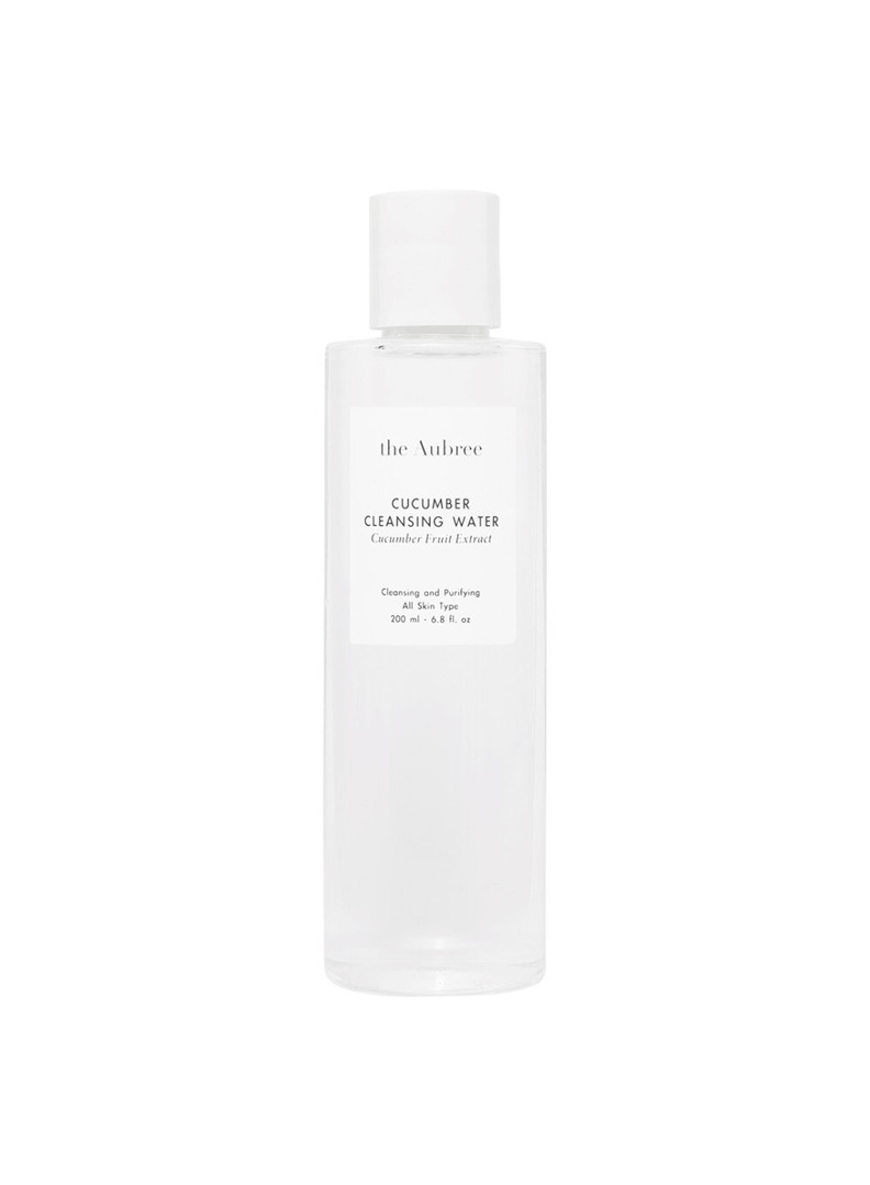 THE AUBREE Cucumber Cleansing Water