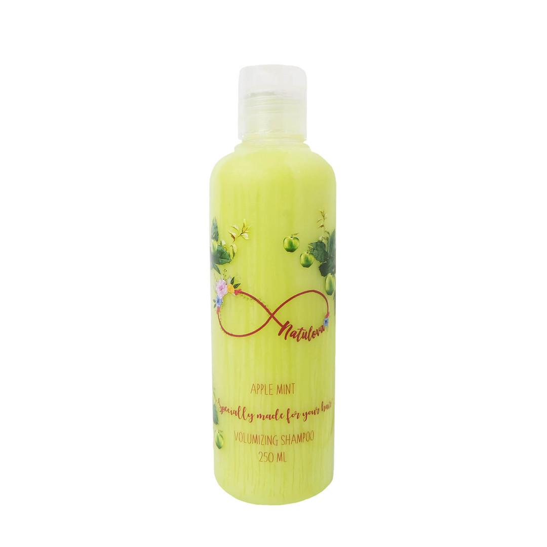 NATULOVA Volumizing Shampoo Apple Mint