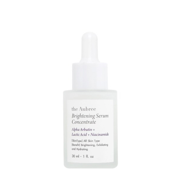THE AUBREE Brightening Serum Concentrate