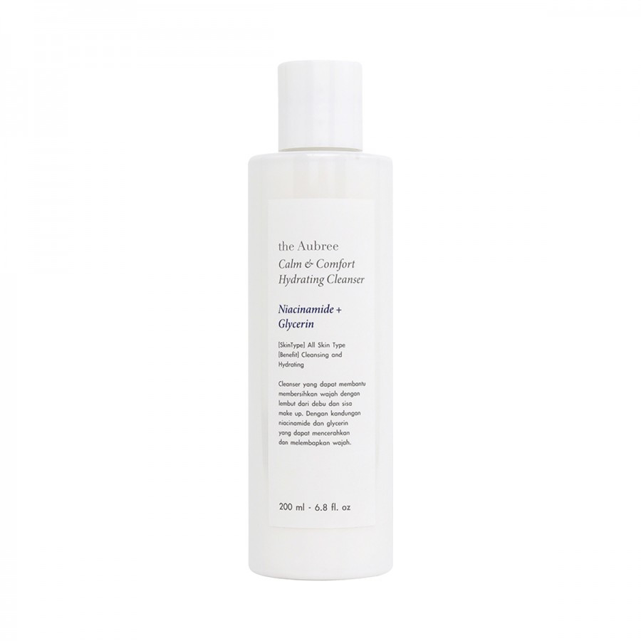 THE AUBREE Calm & Comfort Hydrating Cleanser