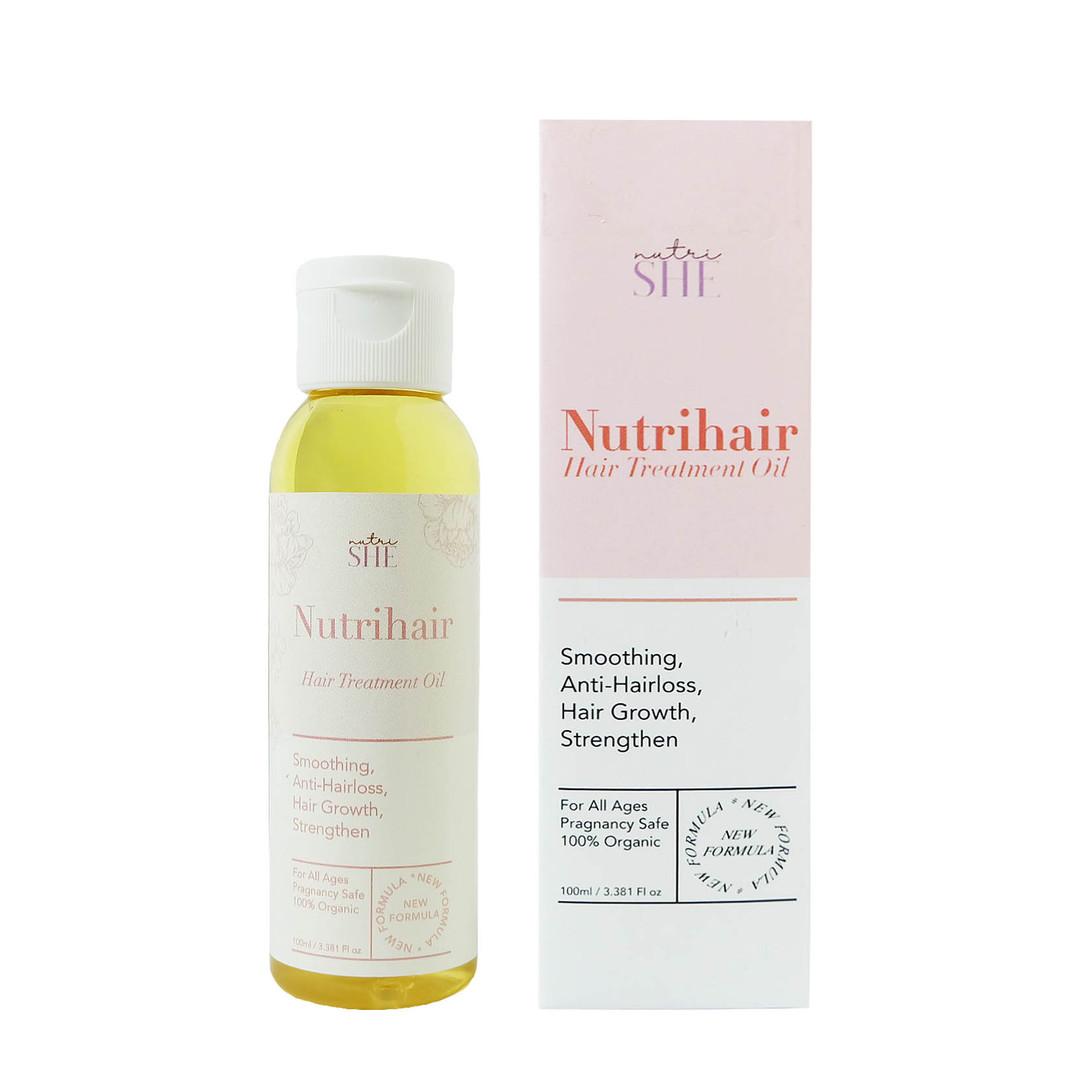 NUTRISHE Nutrihair Hair Treatment Oil