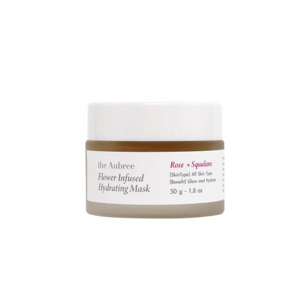 THE AUBREE Flower Infused Hydrating Mask