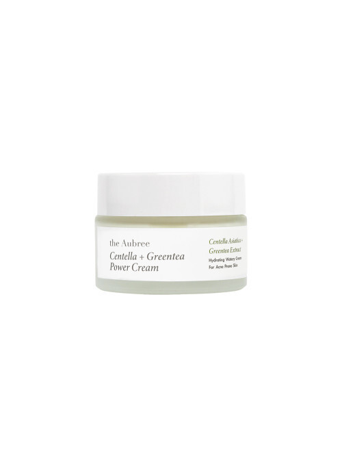 THE AUBREE Centella + Greentea Power Cream