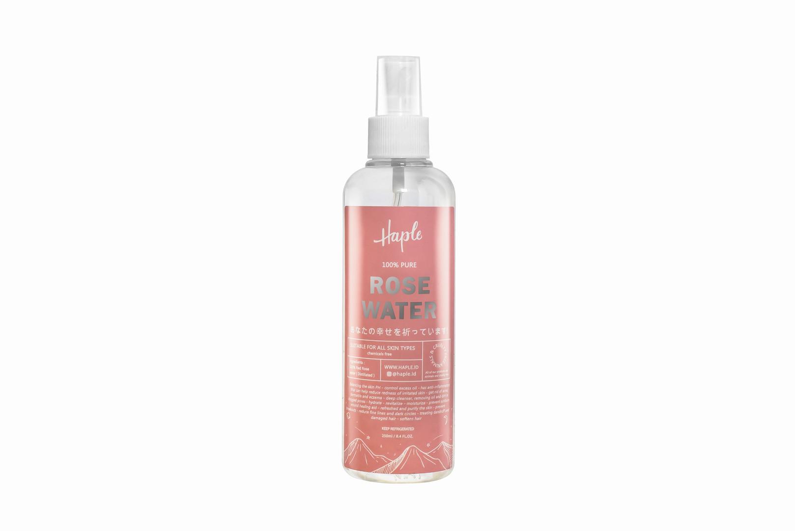 HAPLE Rose Water 250 ml