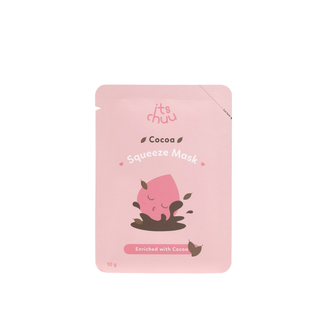 ITSCHUU BEAUTY Cocoa Squeeze Mask