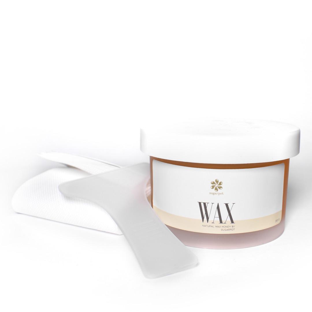 SUGARPOT Natural Wax Honey