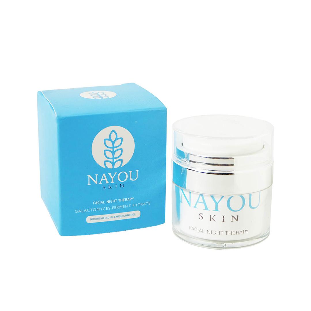 NAYOU SKIN Facial Night Emulsion