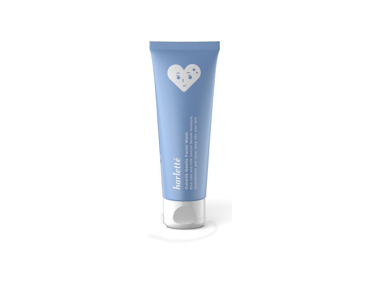 HARLETTE Oatmilk Gentle Facial Wash