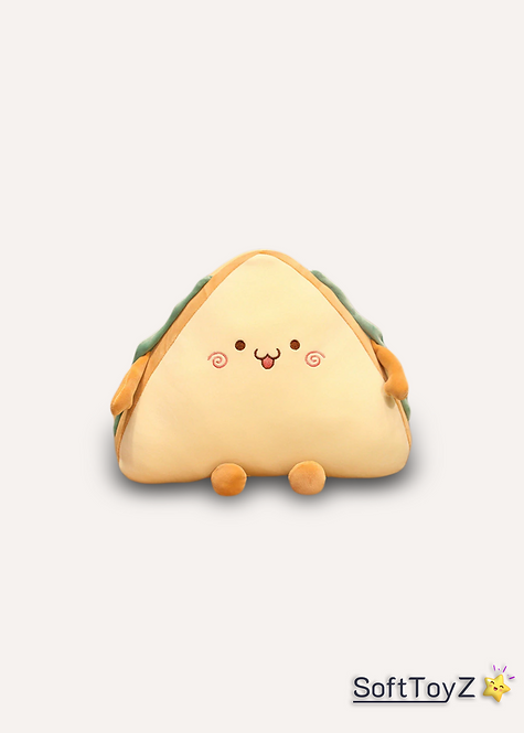 Taco Food Plush Toy | SoftToyZ