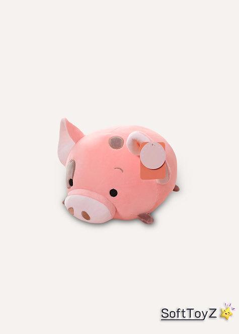 Stuffed Animal Baby Pig   SoftToyZ