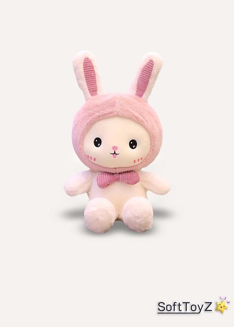 Teddy Bear Stuffed Rabbit   SoftToyZ