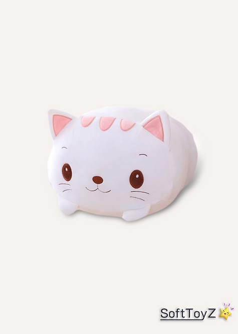 Stuffed Cute Cat Toy | SoftToyZ