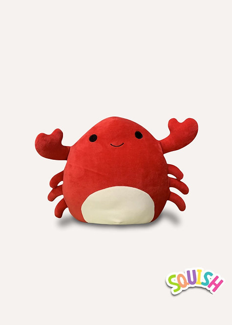 Carlos the Red Crab | SquishMallows