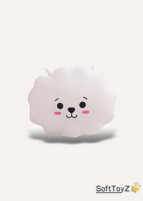 Stuffed Cloud Cute Pillow   SoftToyZ