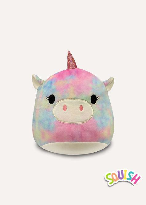 Esmeralda the Rainbow Unicorn | SquishMallows