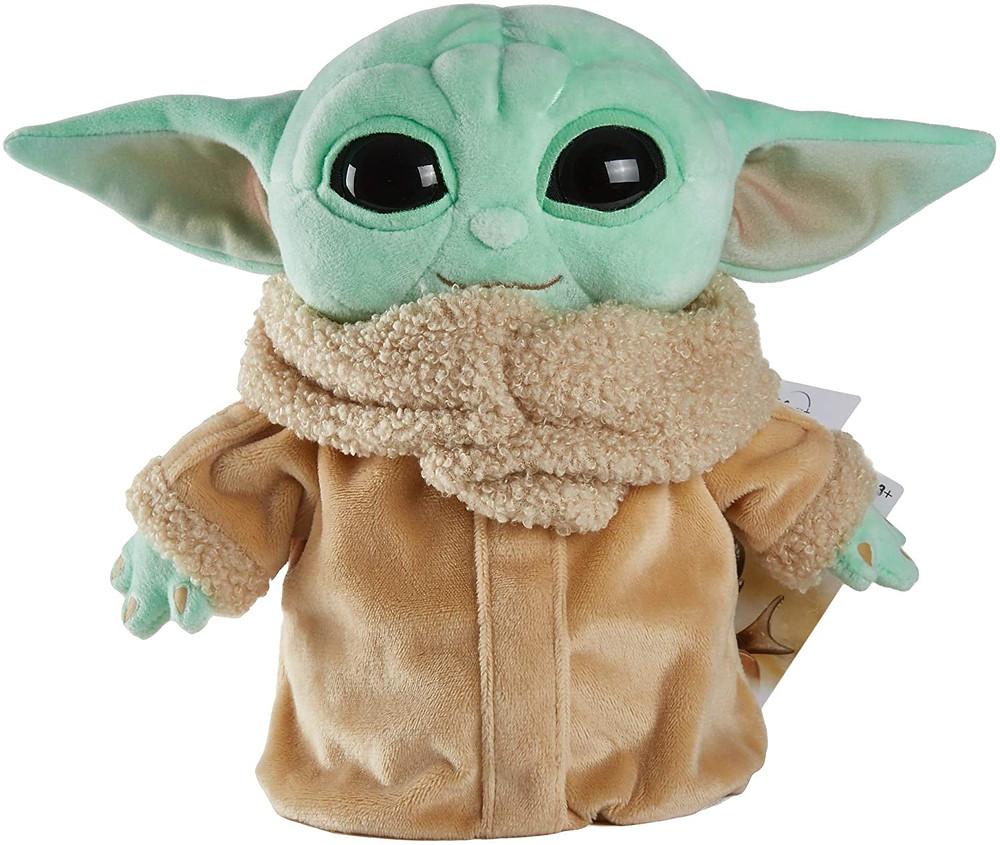 Baby Yoda Plush Toy Green Goblin for kids