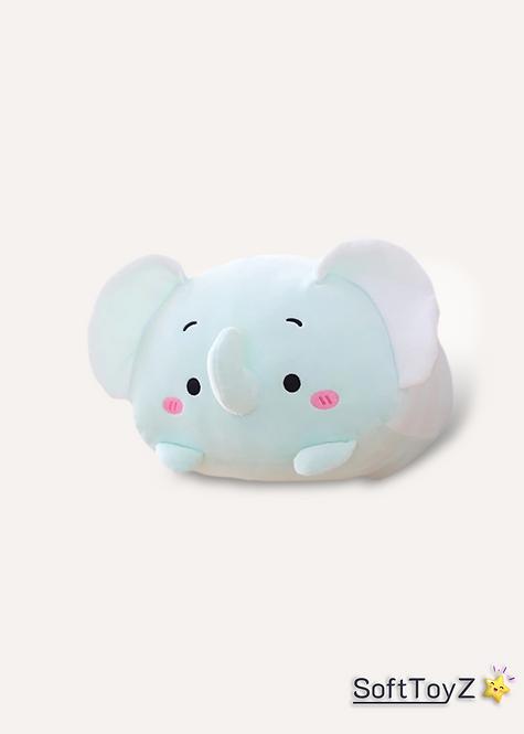 Stuffed Animal Baby Elephant | SoftToyZ
