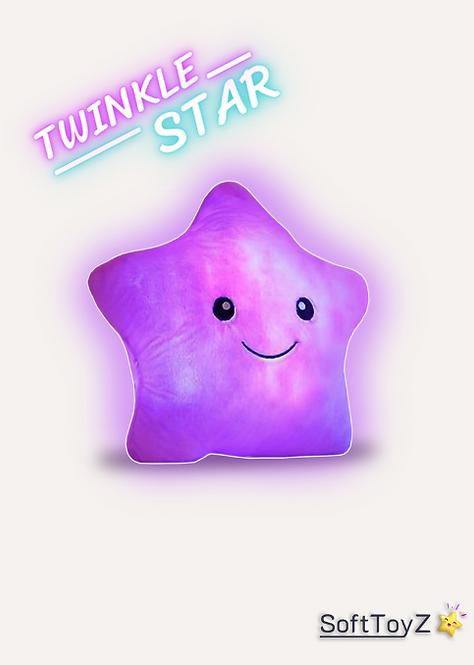 Stuffed Shining Twinkle Star | SoftToyZ
