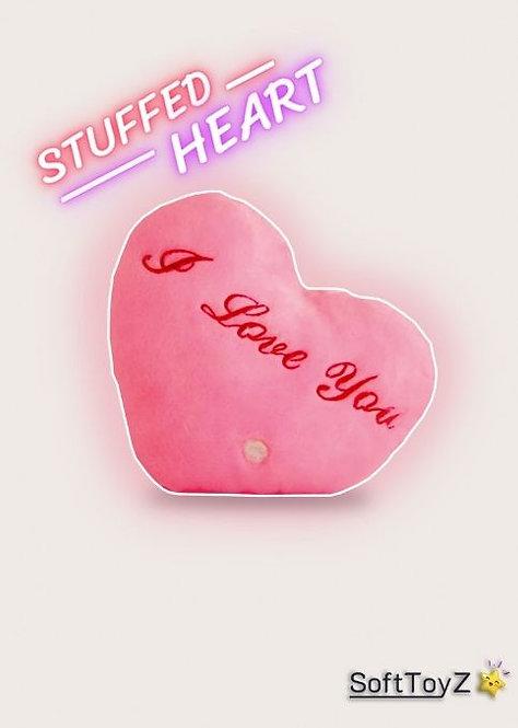 LED Stuffed Heart | SoftToyZ