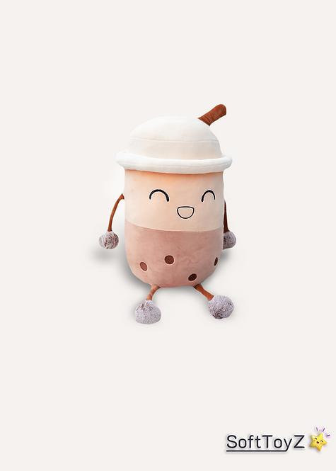 Stuffed Bubble Milkshake Toy | SoftToyZ