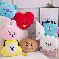 Stuffed Bunny Pillow | SoftToyZ