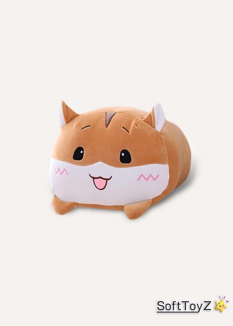 Stuffed Animal Cute Hamster | SoftToyZ