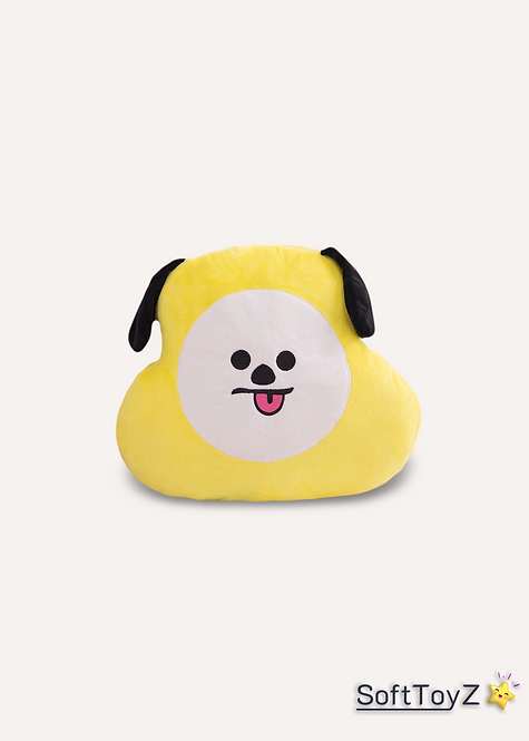 Stuffed Dog Animal Pillow | SoftToyZ