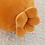 Thumbnail: Large Yummy World Siamese Sausage | SoftToyZ