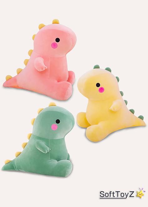 Stuffed Animal Dinosaur Plush Baby Toy | SoftToyZ